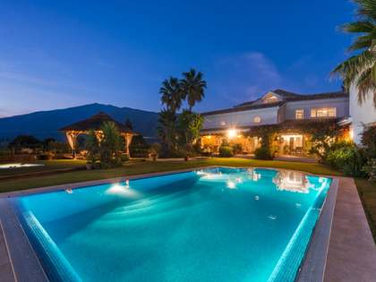 Luxury villa for sale in La Zagaleta, close to Marbella