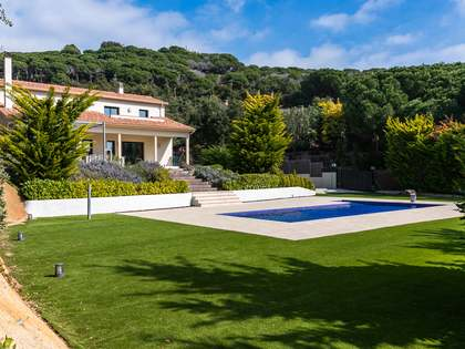 Дом / Вилла 450m² на продажу в Сан Андреу де Льеванерас