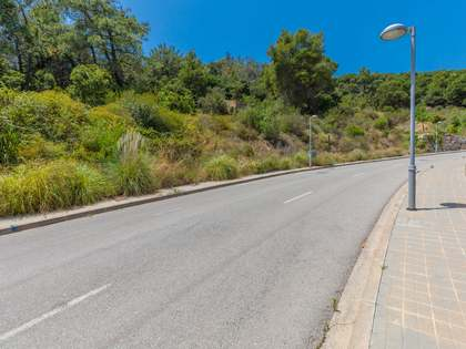 1,504m² Plot for sale in Blanes, Costa Brava