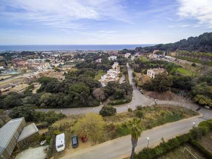 1,431 m² plot for sale in Cabrera de Mar, Maresme