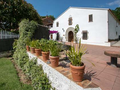 687m² House for sale in Premià de Dalt, Maresme