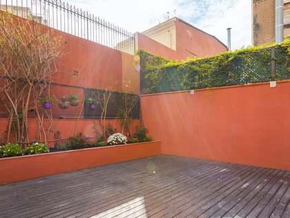 Loft de 120 m² con 40 m² de terraza en venta en El Born