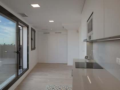 Attico di 77m² con 44m² terrazza in vendita a La Sagrera