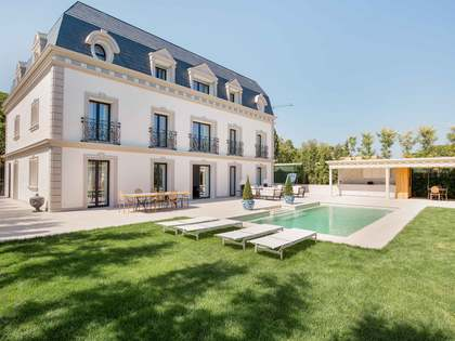 1,400m² House / Villa for sale in Pedralbes, Barcelona