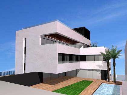 Casa / Villa de 810m² con 600m² de jardín en venta en Sant Gervasi - La Bonanova