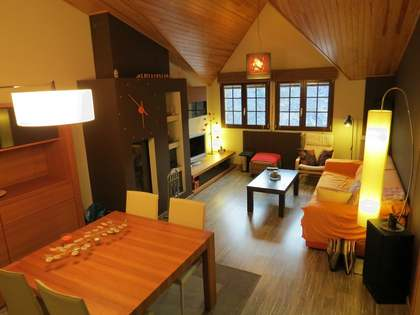 Charming penthouse for sale in Aixirivall, Andorra
