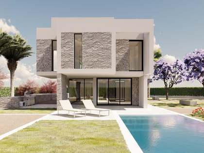 Maison / Villa de 202m² a vendre à Jávea, Costa Blanca