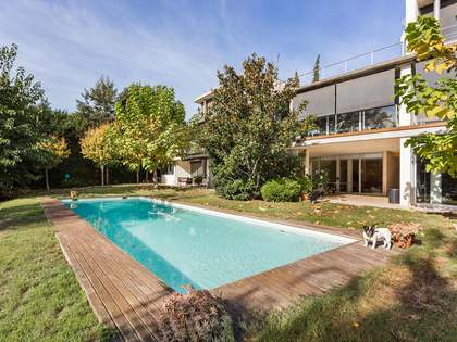 Wonderful designer house for sale in Valldoreix, Sant Cugat
