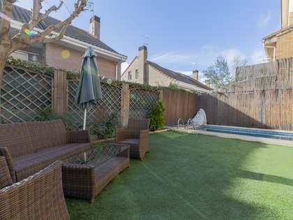 Casa de 380 m² con 187 m² de jardín en venta en Aravaca
