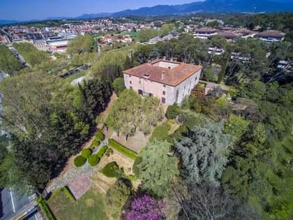 Castillo histórico en venta en Llinars del Vallès