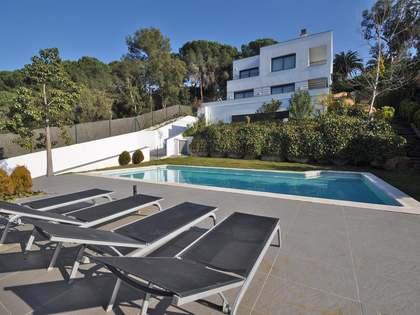Maison / Villa de 354m² a vendre à Lloret de Mar / Tossa de Mar