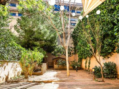 109m² Apartment with 170m² garden for sale in Sant Gervasi - Galvany