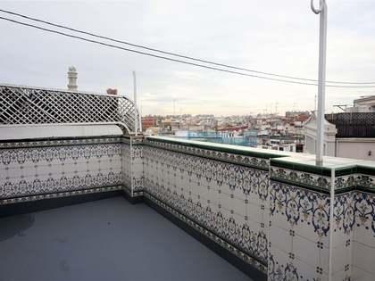 Penthouse van 75m² te koop met 35m² terras in Gran Vía