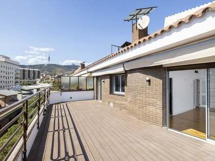 Penthouse de 142m² a louer à Sarrià avec 44m² terrasse