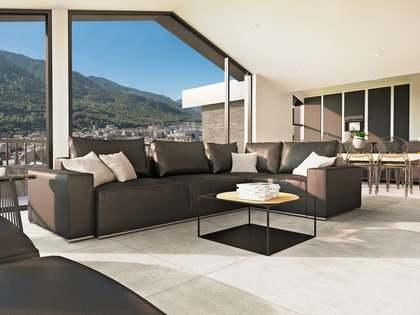 Квартира 235m², 22m² террасa на продажу в Escaldes