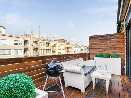 63m² Penthouse with 13m² terrace for sale in Sant Gervasi - Galvany
