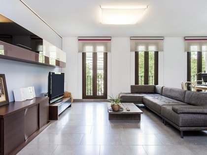 128m² Lägenhet med 113m² terrass till salu i Gotiska Kvarteren