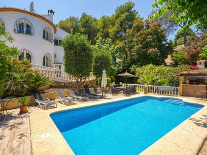 Дом / Вилла 249m² на продажу в Jávea, Costa Blanca