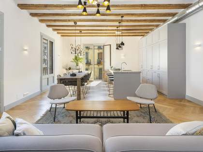3-bedroom apartment for sale in El Born, Barcelona