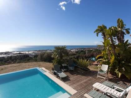 Villa en venta en Premià de Dalt, en la costa del Maresme