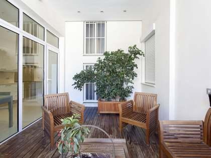 Piso con 20 m² de terraza en venta en El Pla del Remei