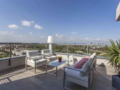 Appartement van 118m² te koop met 46m² terras in Palacio de Congresos
