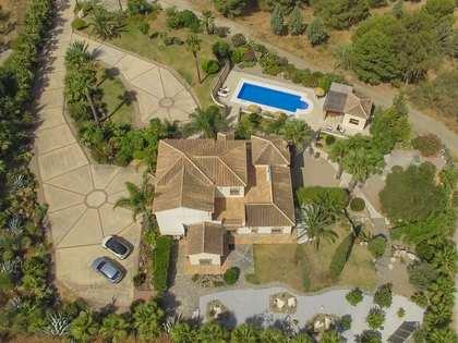 Maison de campagne de 487m² a vendre à Axarquia, Malaga