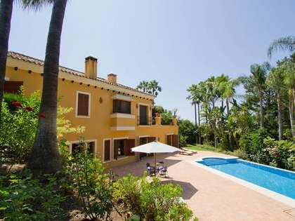 Villa en venta en La Zagaleta, Marbella