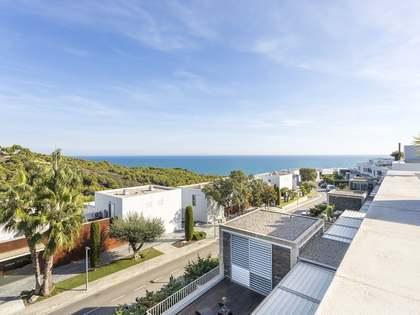 Appartement de 95m² a vendre à Sant Pere Ribes avec 55m² terrasse