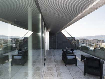 204m² Takvåning med 51m² terrass till salu i Vigo, Galicia