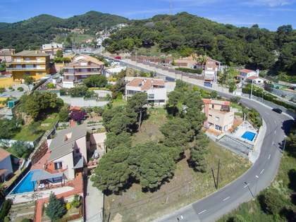 Building plot for sale in Alella, Maresme