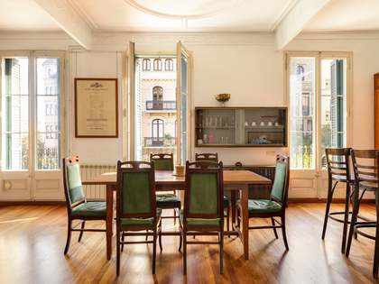 124 m² apartment for sale in Eixample Right, Barcelona