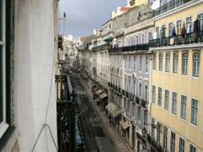 Renovated 1-bedroom apartment in Baixa for sale, Lisbon