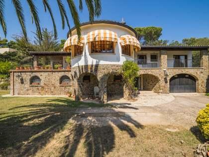 Casa / Vil·la de 413m² en venda a Calonge, Costa Brava