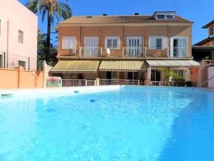 Casa de 140m² con terraza en venta en Playa de la Malvarrosa