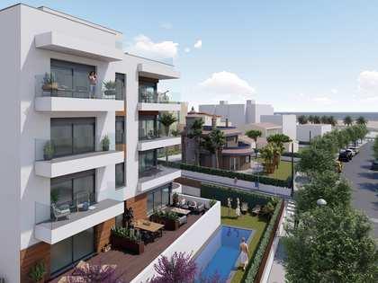 Appartement de 137m² a vendre à Vilanova i la Geltrú avec 49m² de jardin