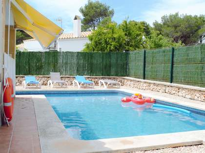 Villa for sale in Cala en Blanes, Menorca