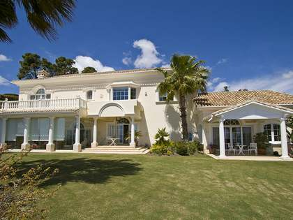 Beautiful villa for sale in La Zagaleta, Marbella