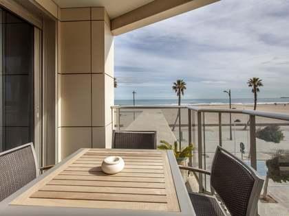 Apartamento de 2 dormitorios en venta en Playa Patacona