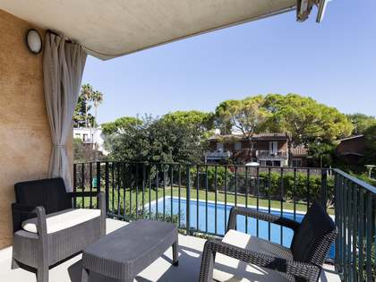 120 m² apartment with 14 m² terrace for sale in Terramar
