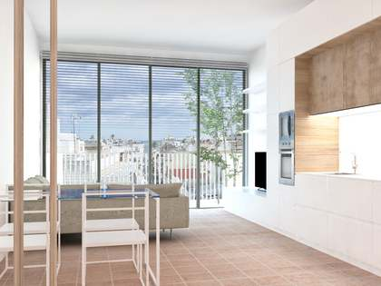 97 m² apartment with a terrace for sale in Sitges Town