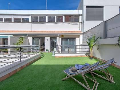 134m² Apartment with 86m² terrace for sale in Eixample Right