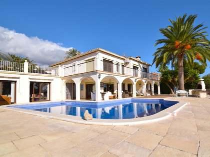 471m² Hus/Villa med 170m² terrass till salu i Sierra Blanca / Nagüeles