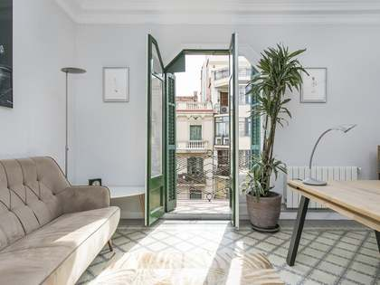 137m² Apartment for rent in Eixample Right, Barcelona