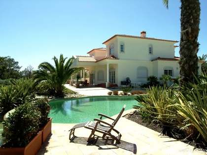 Golf villa with 3 bedrooms for sale on the Silver Coast