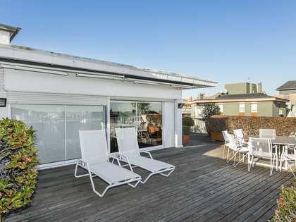 Penthouse van 97m² te huur met 152m² terras in Sant Gervasi - La Bonanova