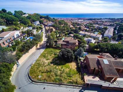 1,214 m² plot for sale in Premià de Dalt, Maresme
