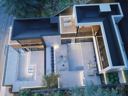 763m² Hus/Villa med 176m² Trädgård till salu i Escaldes