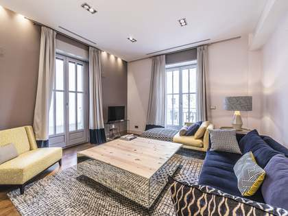 Piso de 191m² en alquiler en Recoletos, Madrid