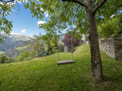 Renovated house for sale in Sant Julià de Lòria, Andorra